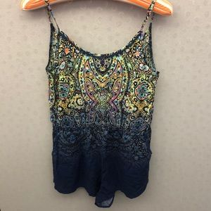Victoria Secret Romper, Size Small
